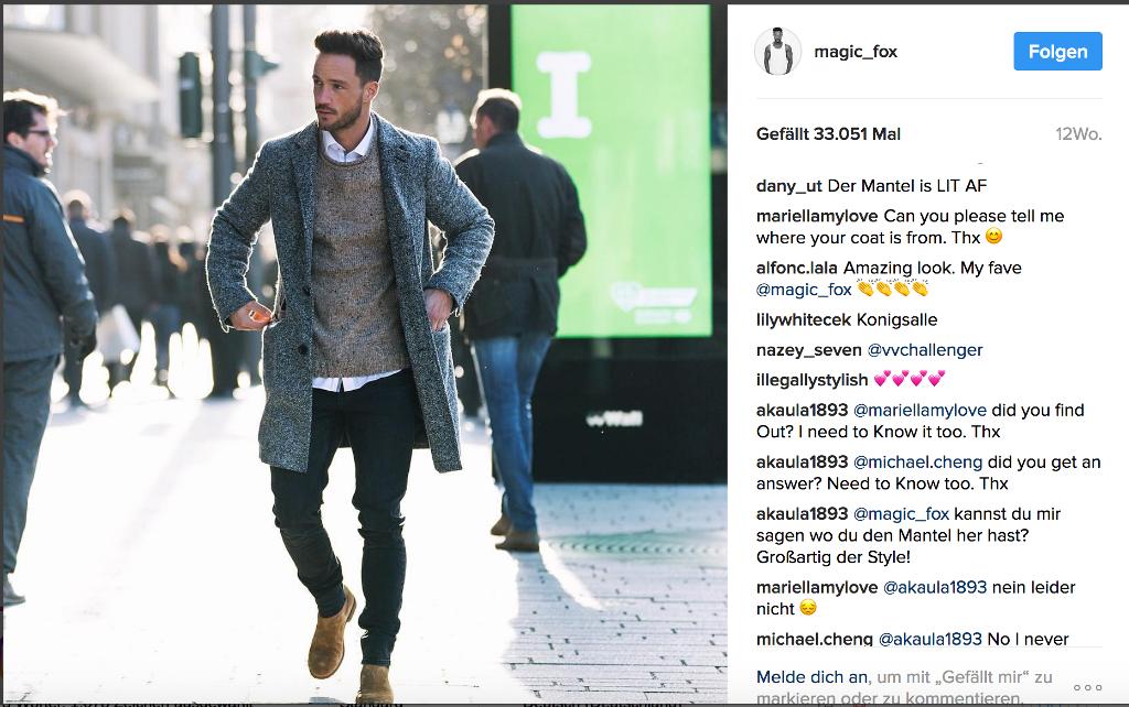 Magic_Fox Instagram